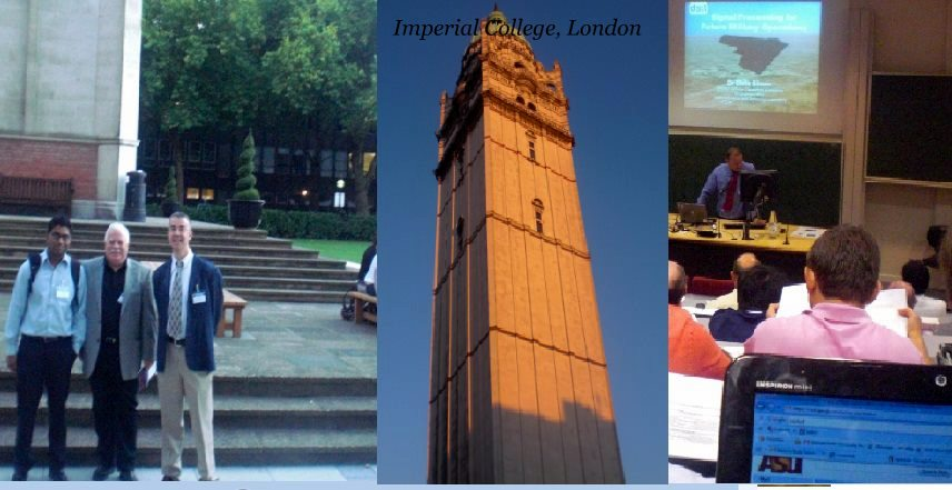 Partnership with Imperial College UDRC