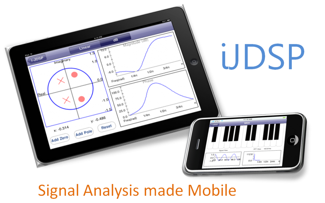 Signal Analysis made Mobile – Free! App download on iTunes